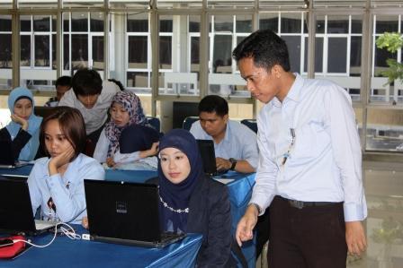 Suasana Bimbingan Teknis Aplikasi GPP dan SPM 2013