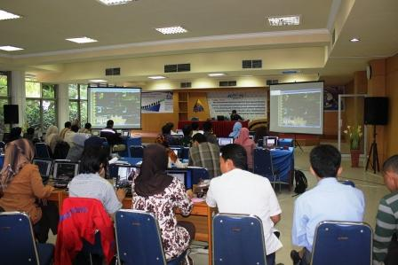 Bimbingan teknis aplikasi GPP-SPM 2013