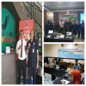 Collage Sharing Semangat Pembangunan ZI menuju WBK