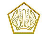 Logo emas Depkeu
