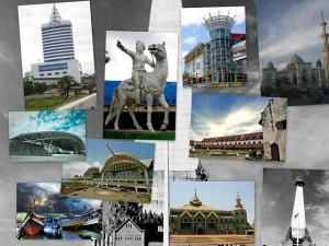 Landmark kota Makassar