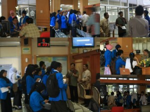 STIKI Makassar di KPPN Makassar II
