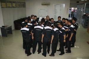 Briefing Pagi