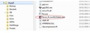 file hasil GPP