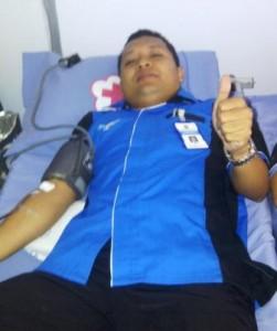 donor darah KPPN Makassar II