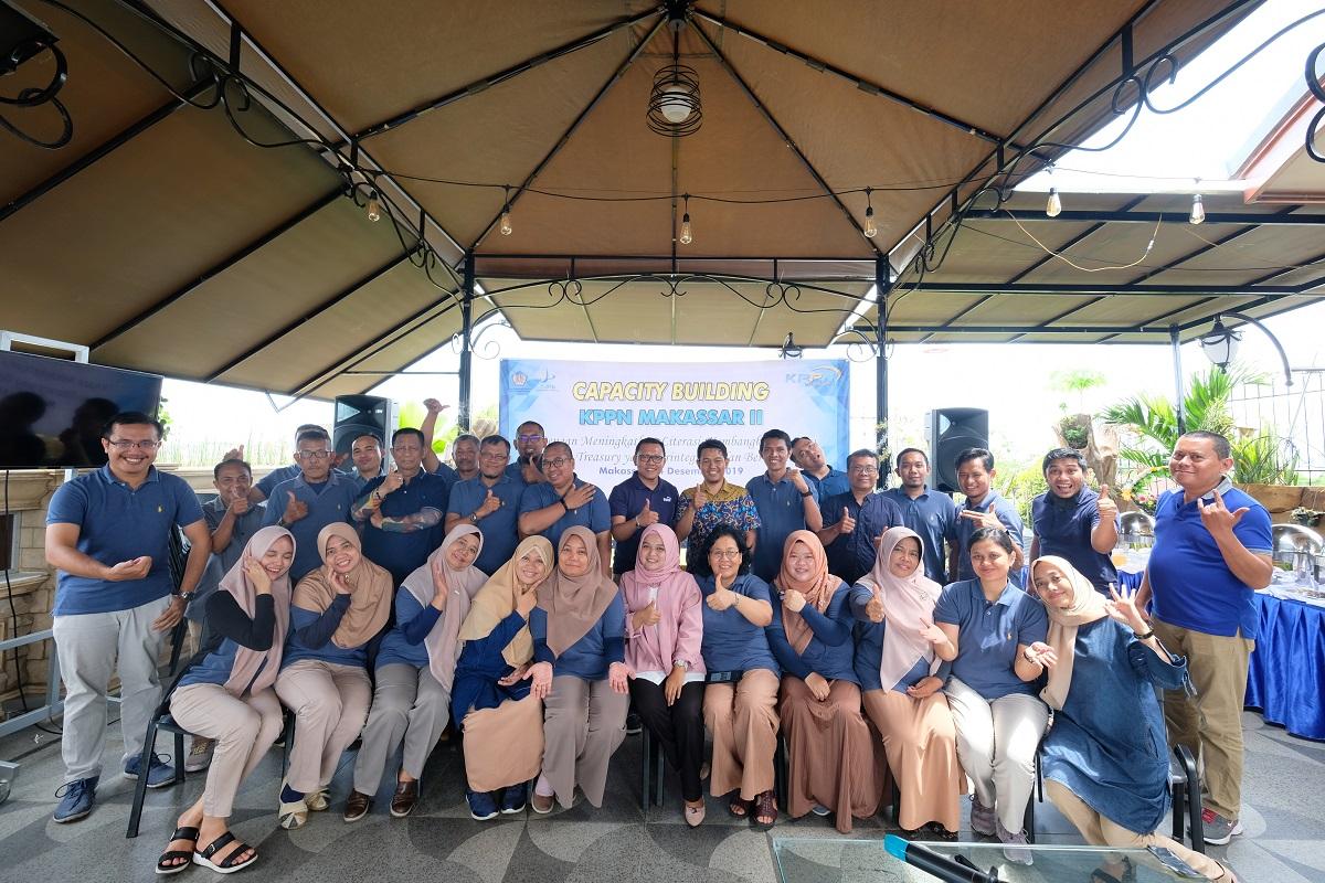 Capacity Building KPPN Makassar II Literasi