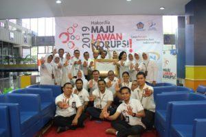 Hakordia Penyerahan Piagam WBK KPPN Makassar II